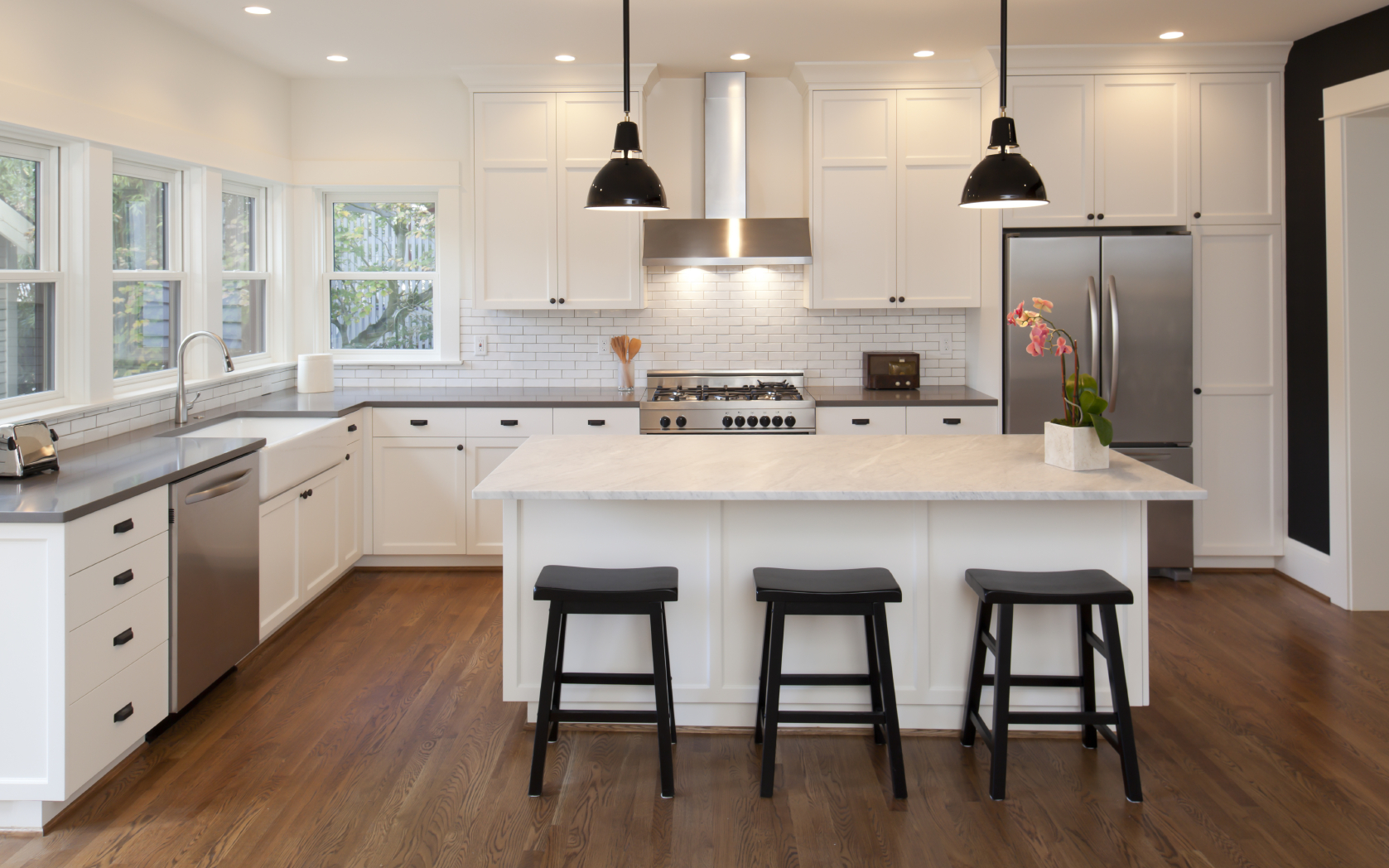 Custom Renovation Solutions Clark County Kitchen Remodel Contractor